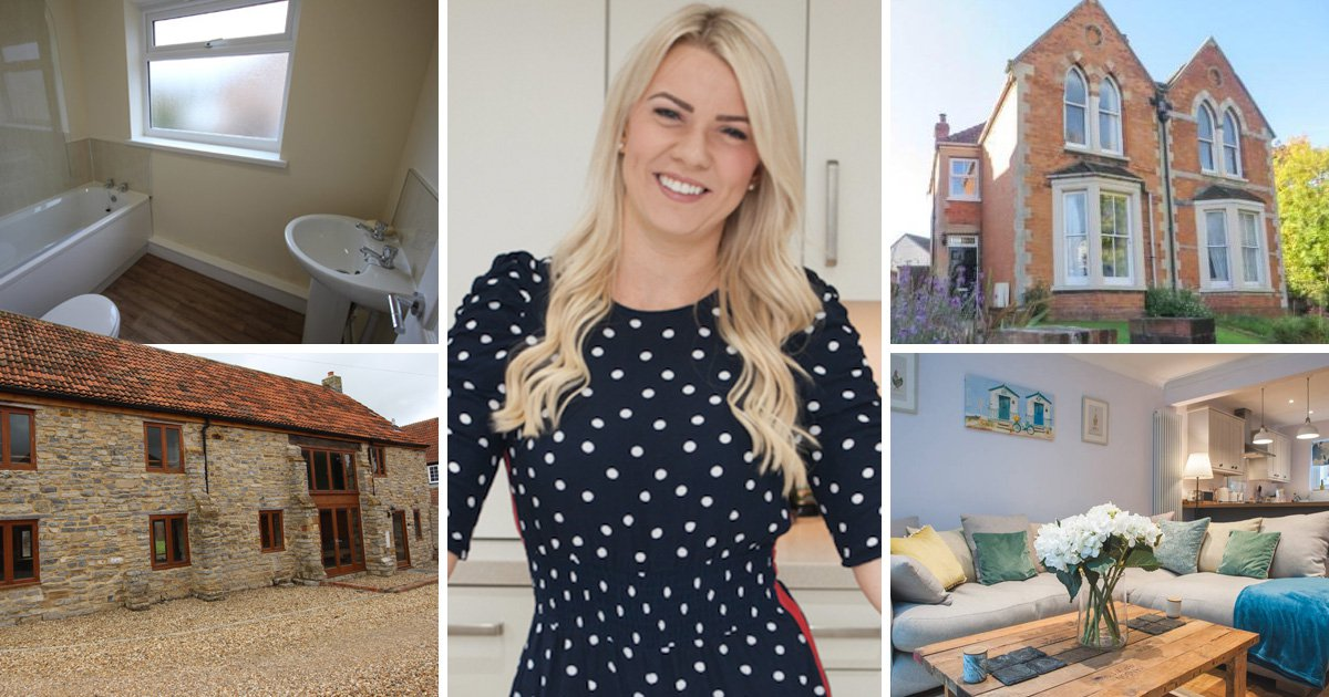 Millennial buys seven homes before age of 30 that are now worth £1.5 million