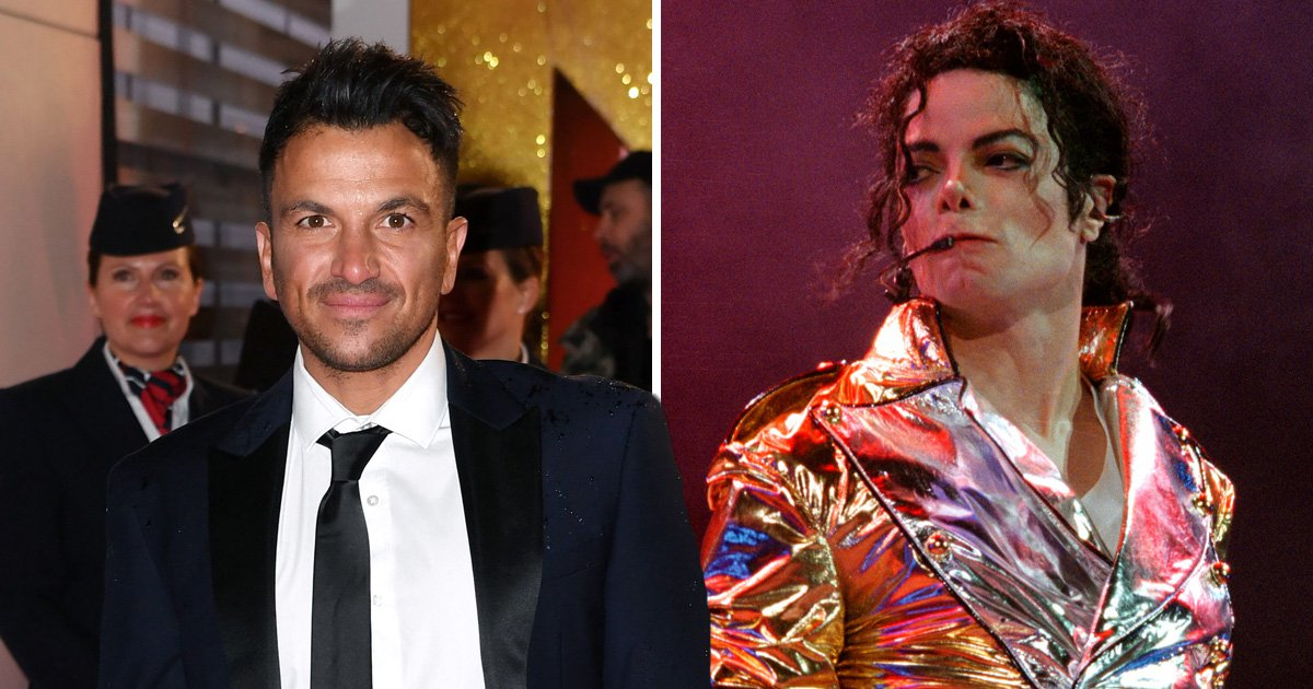 Peter Andre 'devastated' he didn't meet Michael Jackson and admits he'll still perform Jackson 5 hits