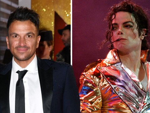 Peter Andre says Michael Jackson's legacy is 'tarnished' forever over sex abuse allegations