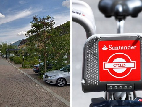Hunt for attacker who stabbed man after 'following him on Santander hire bike'