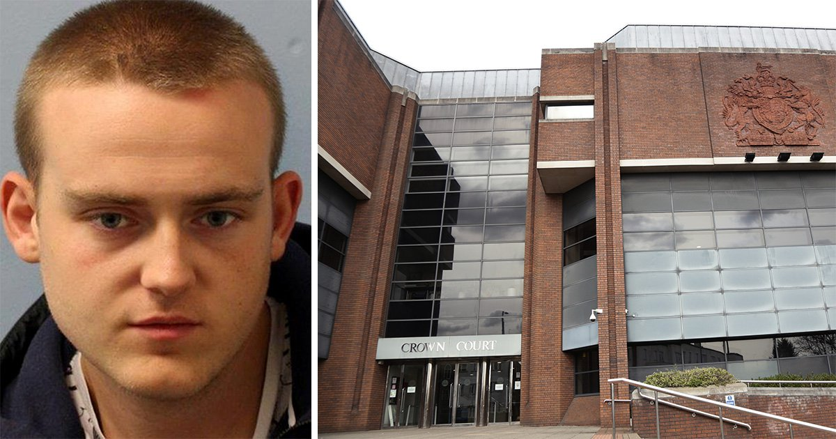 Boyfriend who beat pregnant partner 'so hard he broke his hand' is jailed