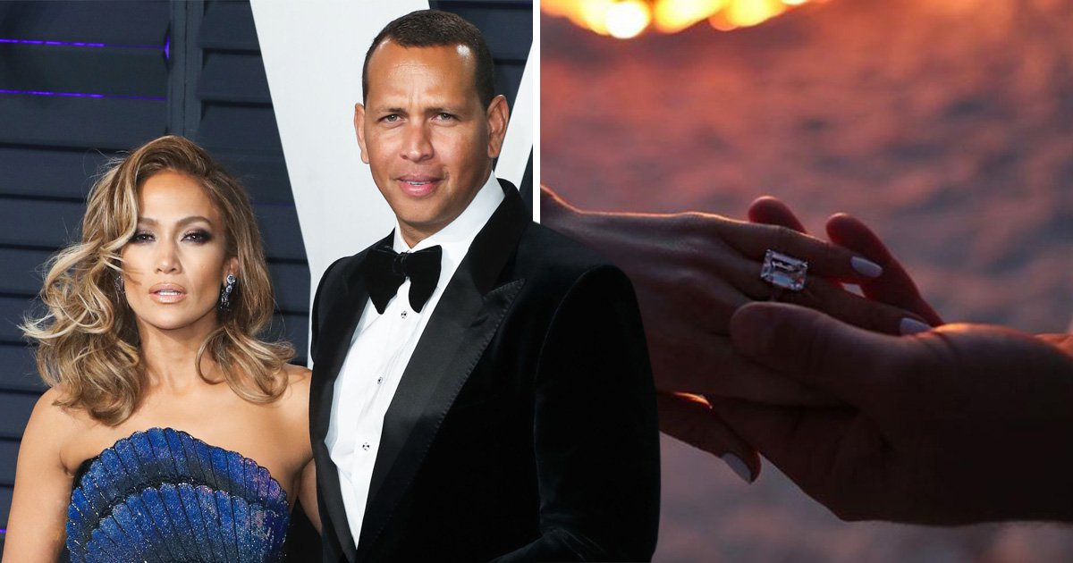 Jennifer Lopez and Alex Rodriguez relax with a game of golf after Bahamas engagement