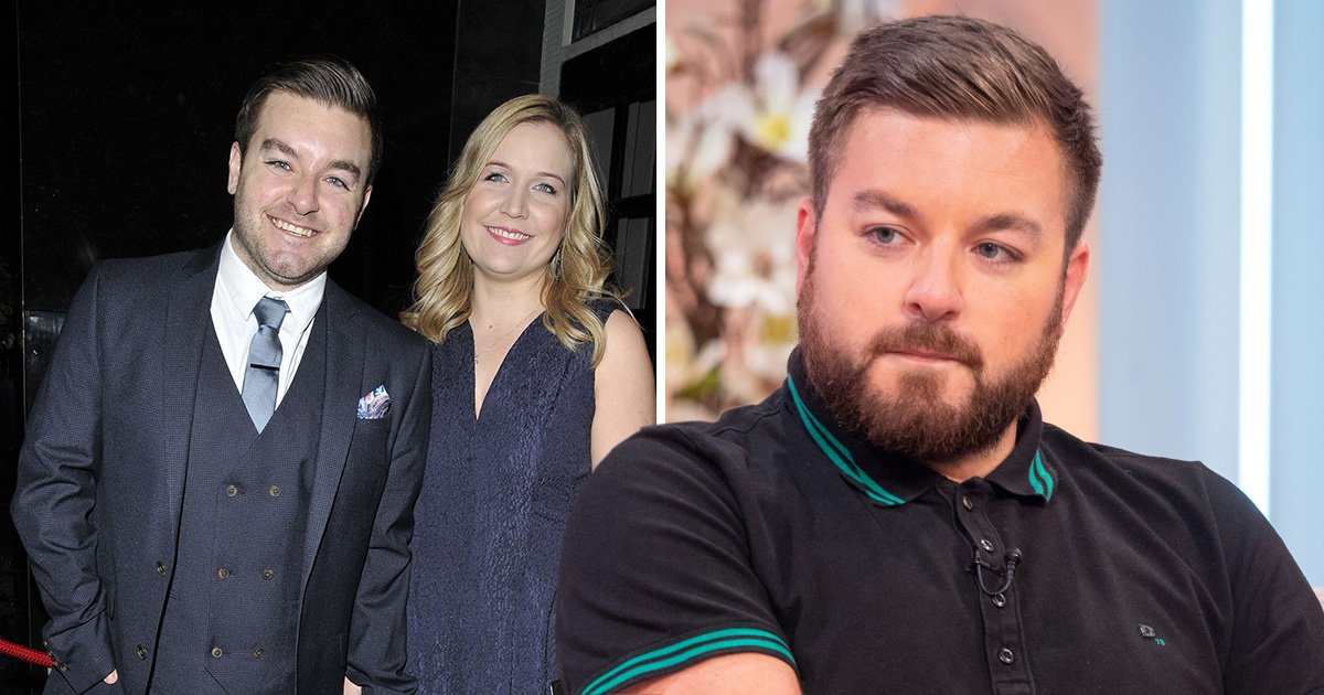 The Last Leg's Alex Brooker 'fighting to save marriage after affair with beautician'