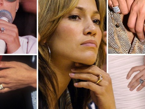 A look back at Jennifer Lopez's past engagement rings as A-Rod splashes out on '$1m' diamond ring