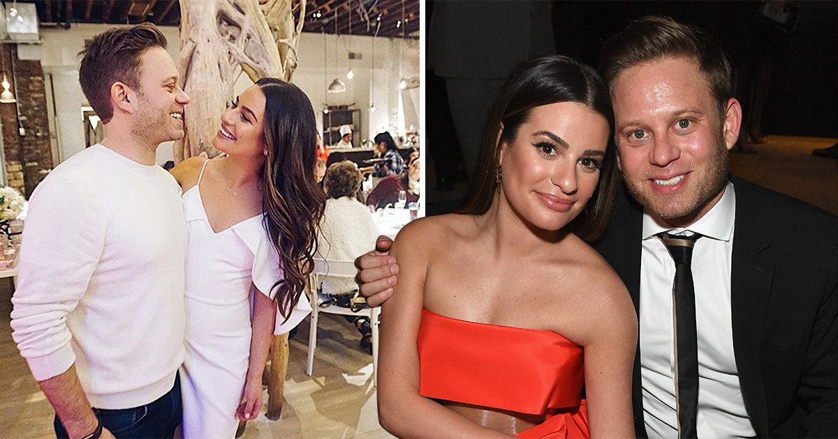 Lea michele and cory monteith dating april 2019