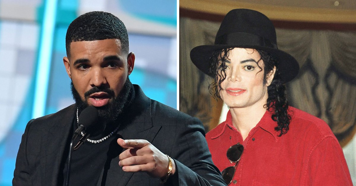 Drake 'cuts Michael Jackson song from UK tour' setlist amid sex abuse allegations