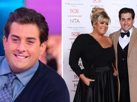 James Argent apologises to Gemma Collins over nasty fat-shaming texts: 'I'm a hypocrite'