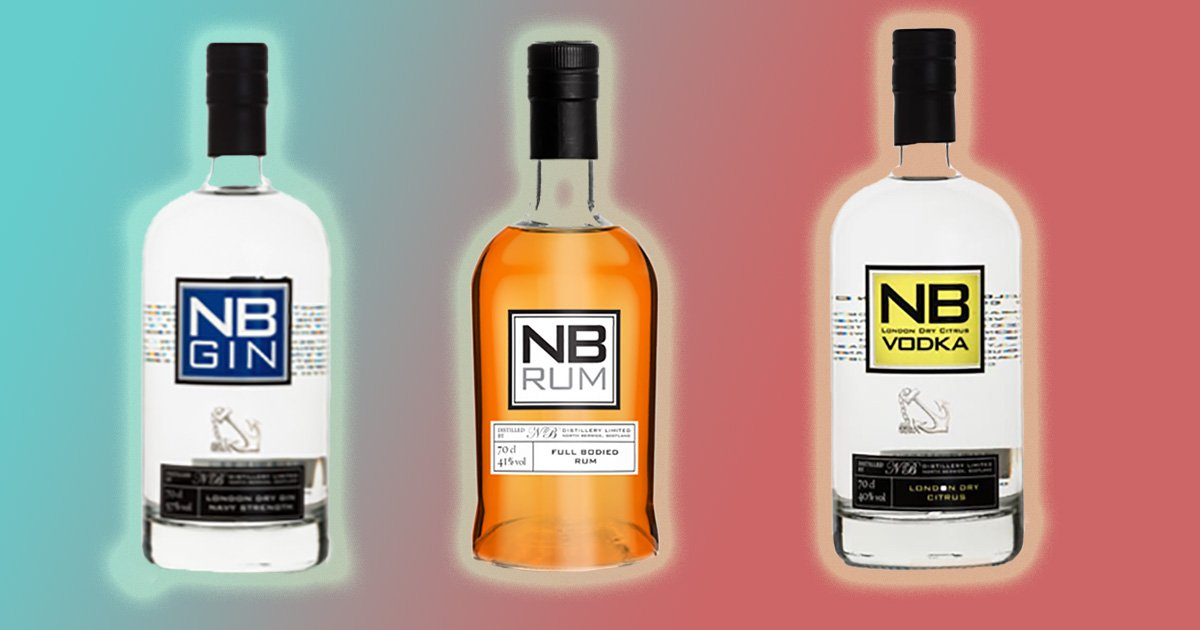Scottish distillery offers refill service for vodka, gin and rum