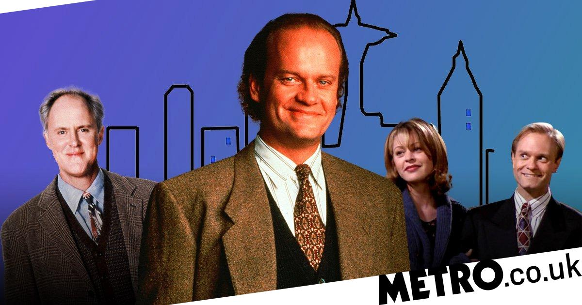 Frasier Cast In For Reboot And Kelsey Grammer Reflects On Weird