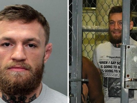 Video: Conor McGregor's altercation with fan caught on camera