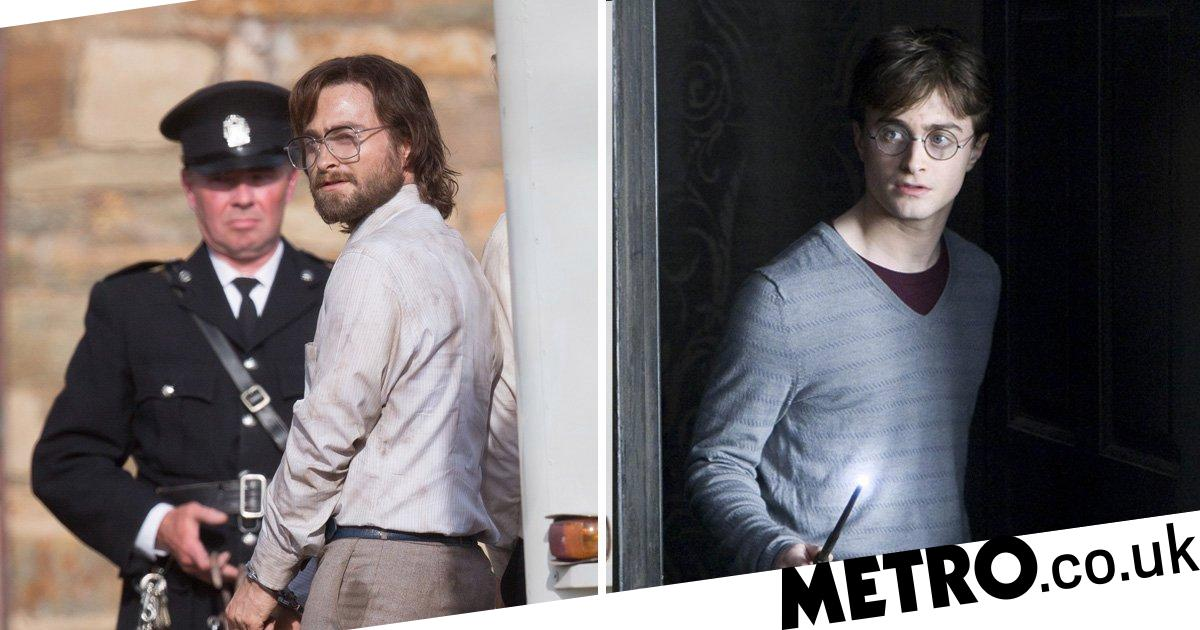 Daniel Radcliffe Rocks Beard And Dirty Clothes To Play Escaped