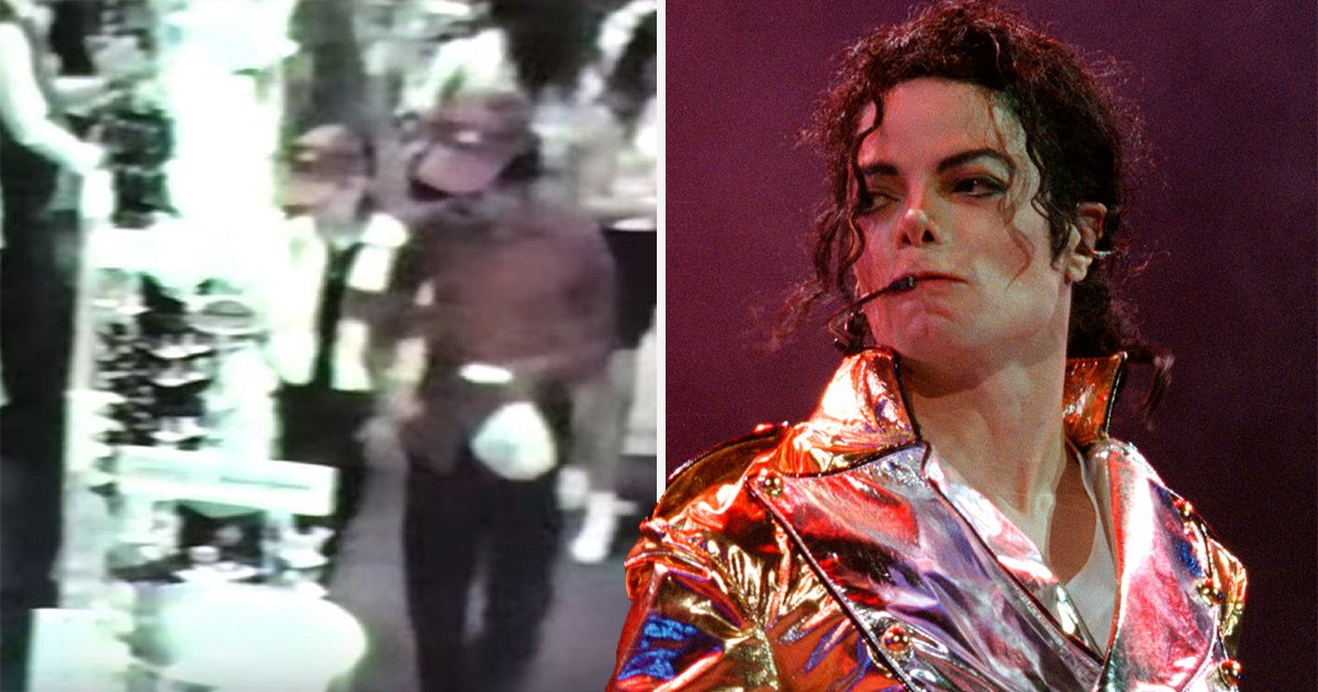 Michael Jackson caught 'buying rings' with child after claims he held mock wedding with alleged victim