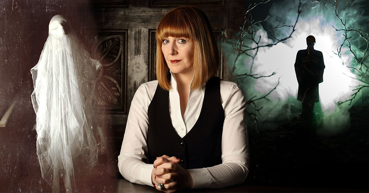 Yvette Fielding reveals scariest moment hosting Most Haunted that left her reciting Lord's Prayer in her car