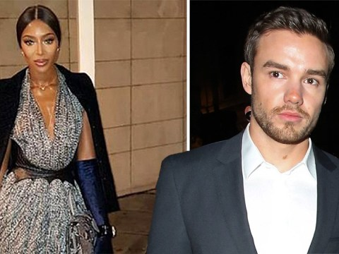 Naomi Campbell and Liam Payne attend National Portrait Gallery gala but are camera-shy again