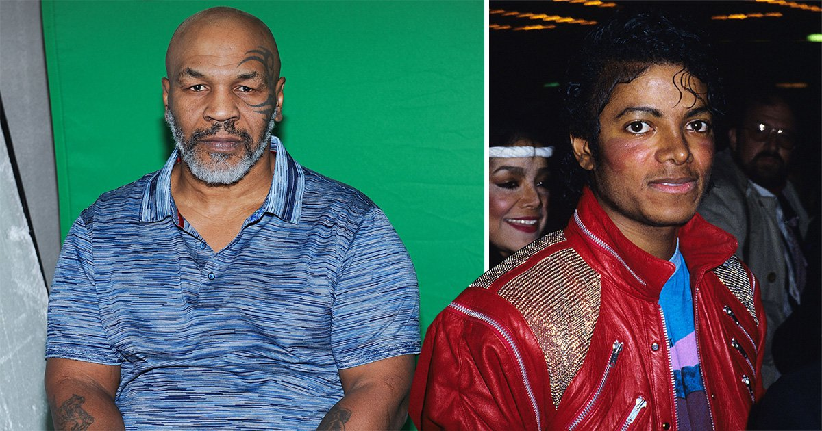 Mike Tyson wouldn't let children hang out with Michael Jackson but says accusers are 'out for money'