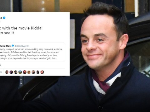 Ant McPartlin makes a subtle return to Twitter and fans are loving it