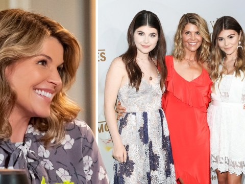 Lori Loughlin's Full House character confesses to 'lying' about children's school admission forms amid real life college 'scam'