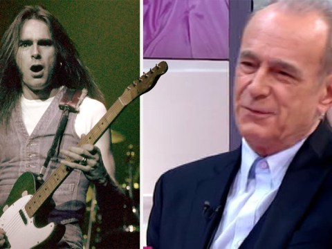 Status Quo's Francis Rossi 'ashamed' of drink and drug abuse in brutally honest Good Morning Britain interview