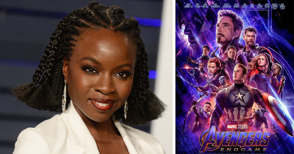 Marvel corrects glaring mistake as they add Danai Gurira to Avengers: Endgame poster following uproar