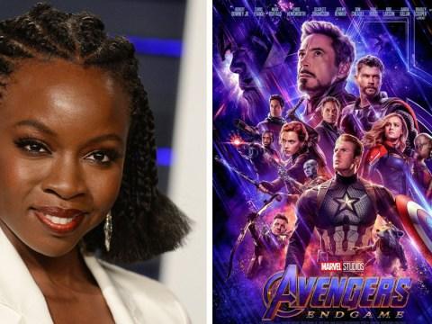 Marvel fans are furious Danai Gurira's name has been left off Avengers: Endgame poster