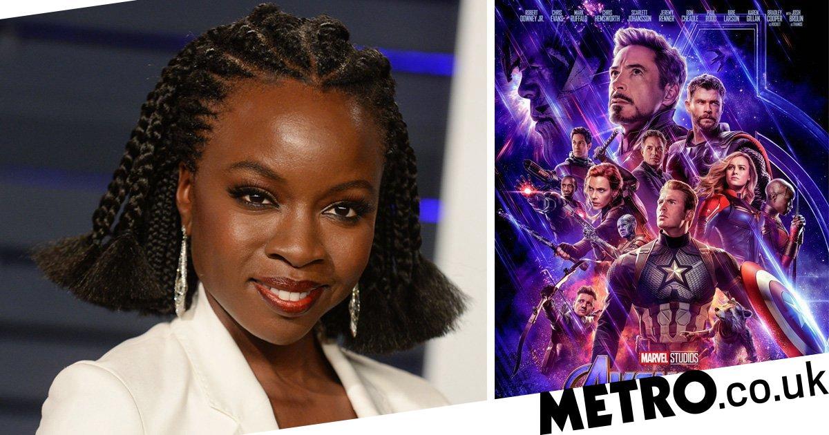 Avengers Endgame Poster Stars Okoye But Missing Danai Gurira S Name