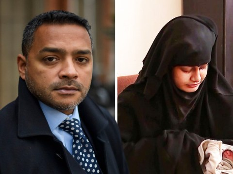 Shamima Begum's lawyer says 'death threats won't stop his fight for justice'