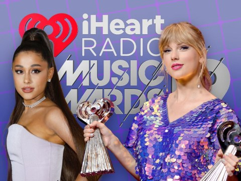 Taylor Swift and Ariana Grande both get a double win at the iHeart Radio Music Awards