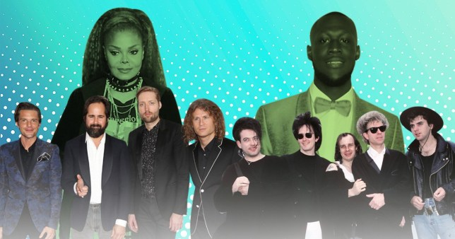 Glastonbury 2019 line-up including Stormzy, Janet Jackson