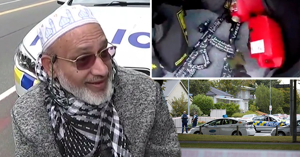 Christchurch mosque survivor prayed 'Oh God, let him run out of bullets'