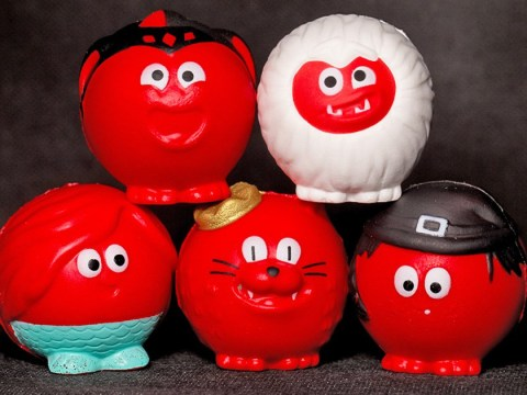 Why do people wear red noses for Comic Relief and are they plastic?