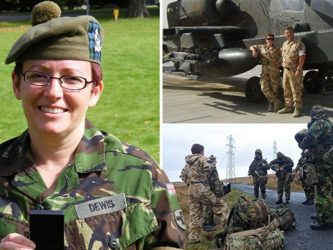 'I saw triple amputees who I knew were going to die' says war veteran