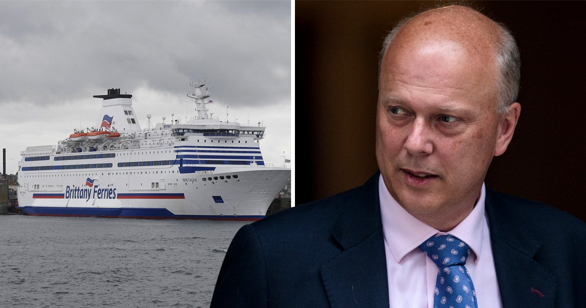 Brexit ferry chaos could cost extra £28,000,000 if leave date is delayed
