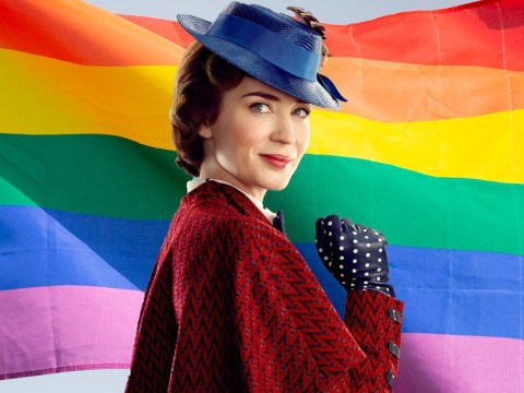 Mary Poppins Returns director wants to feature LGBT rights movement in next film