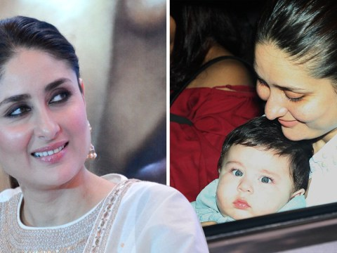 Kareena Kapoor comes for troll who says son Taimur, 2, is 'dying of hunger': 'He's eating too much actually'