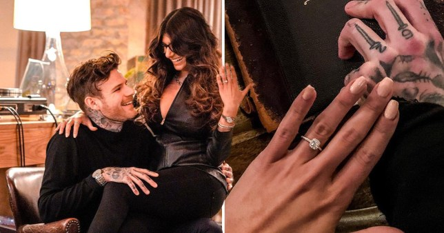 Pornhub star Mia Khalifa engaged to boyfriend Robert Sandberg ...