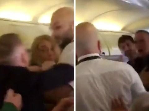 Ryanair passenger 'has nose bitten off' when brawl kicks off on flight to Tenerife