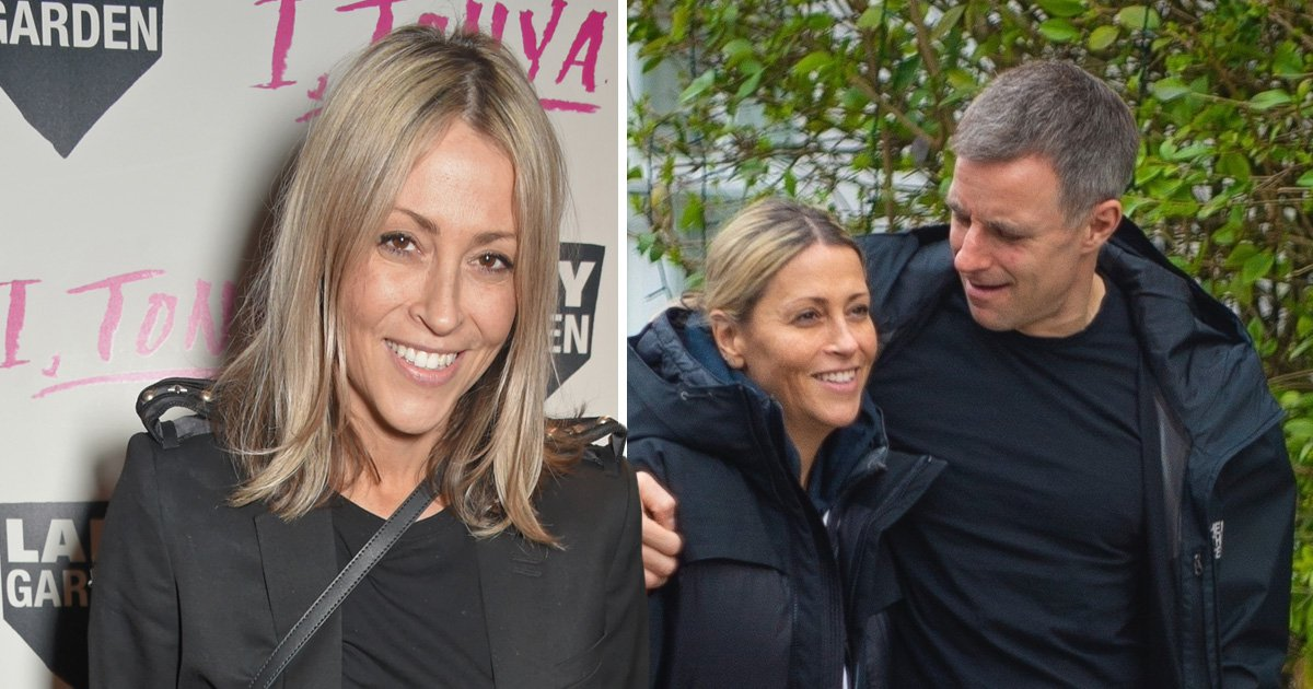 Nicole Appleton looks smitten with new boyfriend Stephen Haines as couple go public
