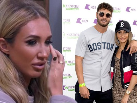 Megan McKenna 'doing okay' after Mike Thalassitis' death as she distracts herself with music career