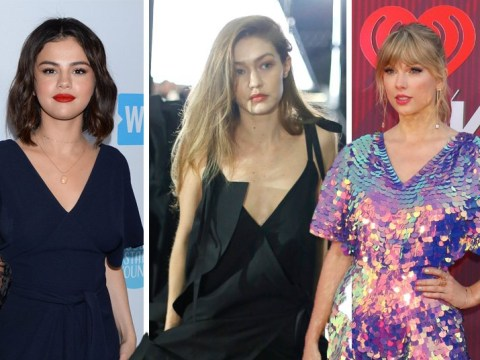 Karlie Kloss 'loved' Taylor Swift's tea-spilling essay about the once glorious girl squad with Selena Gomez and Gigi Hadid