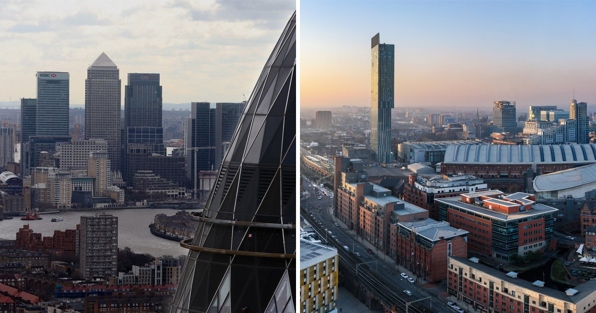 London and Manchester among most expensive cities in the world