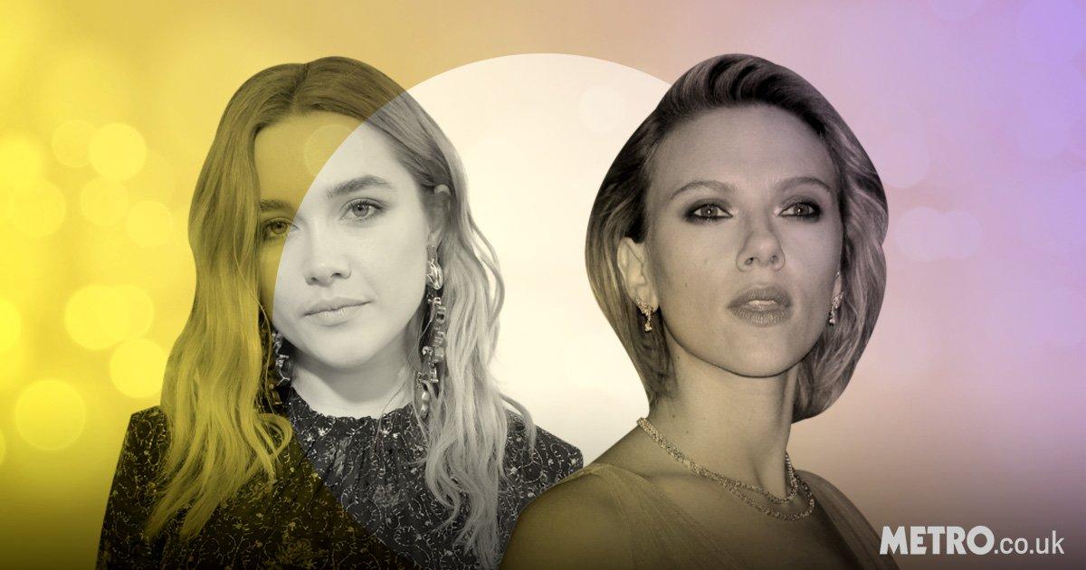 Florence Pugh rumoured to join Scarlett Johansson in Marvel's Black Widow movie
