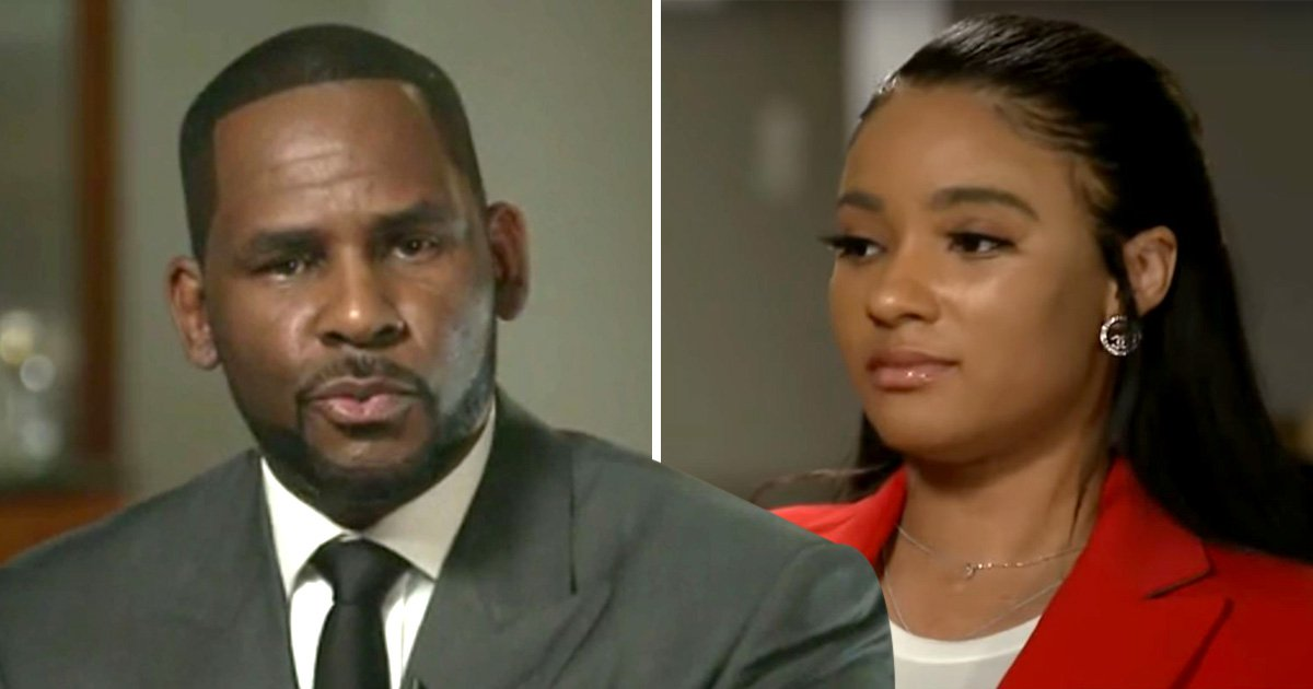 Leaked tape of R Kelly and girlfriend Joycelyn Savage contradicts their account of meeting