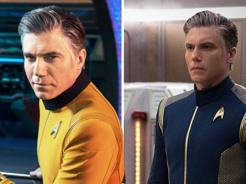 Star Trek: Discovery axes Captain Pike ahead of tragedy as Anson Mount bows out after one season
