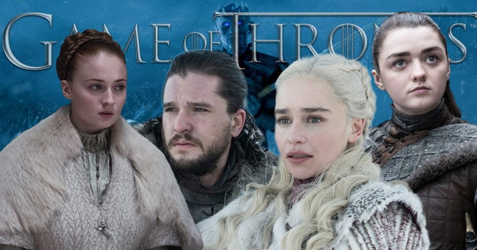 Game Of Thrones Season 8 Prepare For Someone You Love To