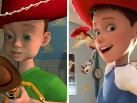 'Did Pixar forget what Andy looks like?' Toy Story 4 fans confused over 'transformation' of Woody's pal