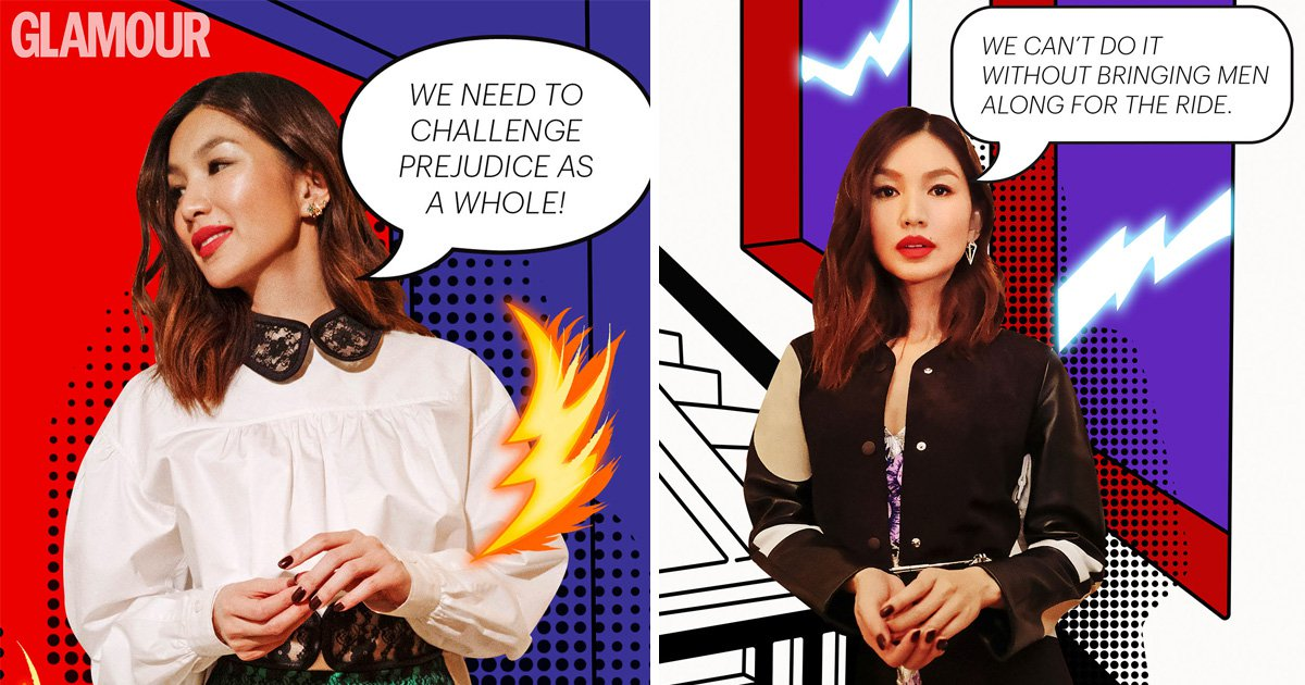 Gemma Chan was told she 'sounded too English' to play 'ethnic' parts as she addresses prejudice in Hollywood