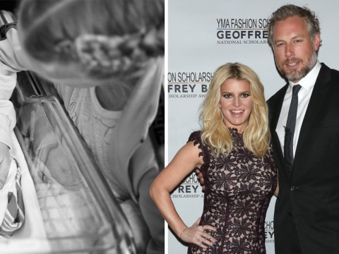 Jessica Simpson and Eric Johnson welcome second daughter, Birdie Mae
