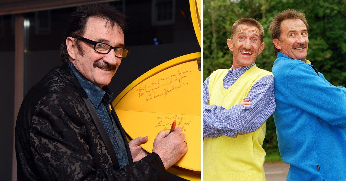 Paul Chuckle's late brother Barry visits him in his dreams: 'He's coming back to tell me there's an afterlife'