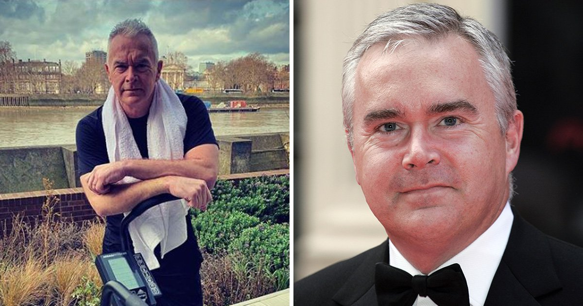 BBC's Huw Edwards stopped getting fan mail after losing three stone