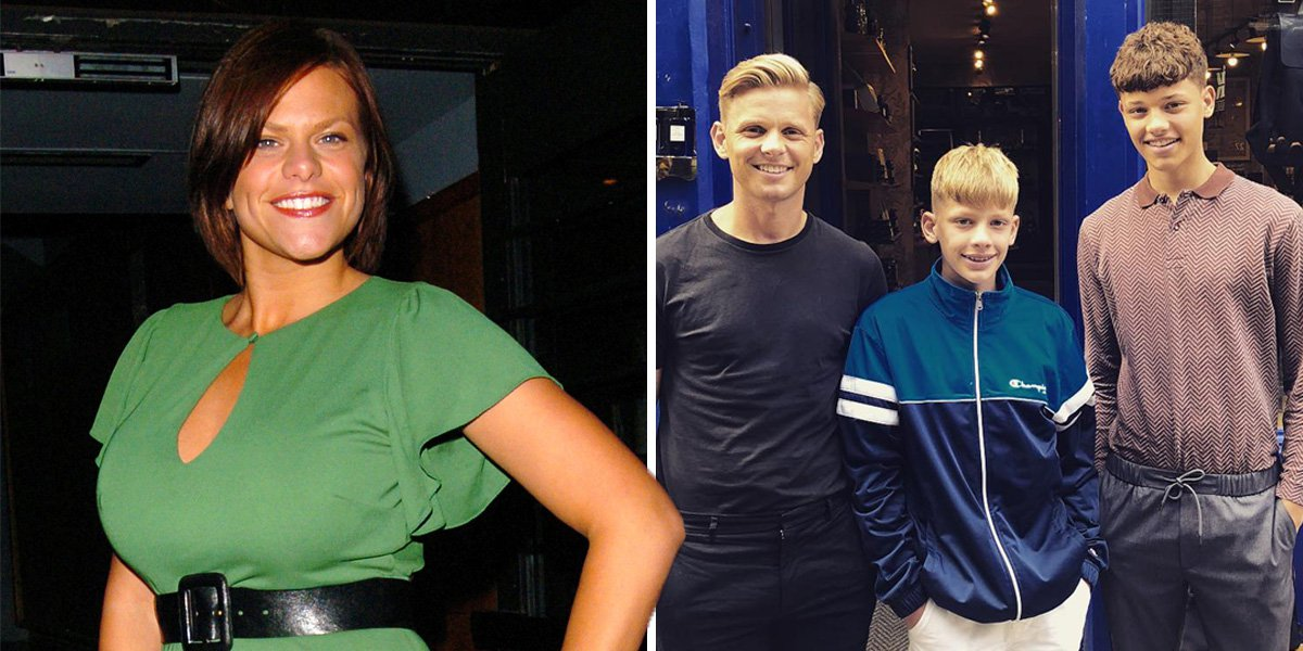 Jeff Brazier is one proud dad as his son's fundraise in honour of Jade Goody's death